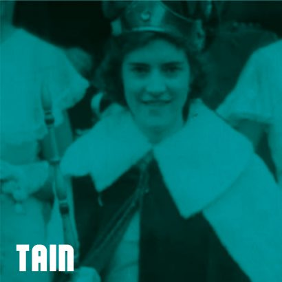 Tain blue